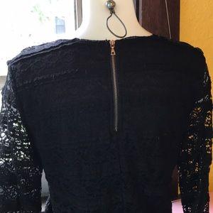 Forever 21 Dresses - F21 Cute black dress.